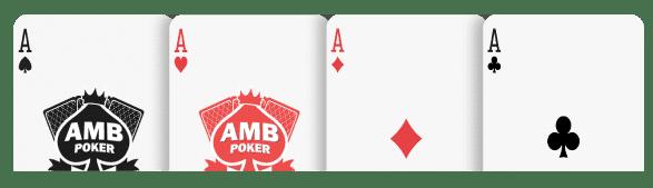AMB ตีไก่ 3 ใบ