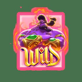 สล็อต Genie's 3 Wishes