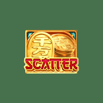 scatter เกมสล็อต Lucky Neko