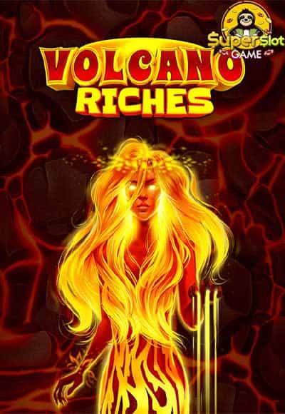 สล็อต Volcano Riches