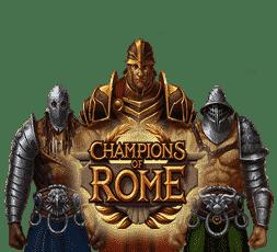 logo-สล็อต-Champions-of-Rome-min